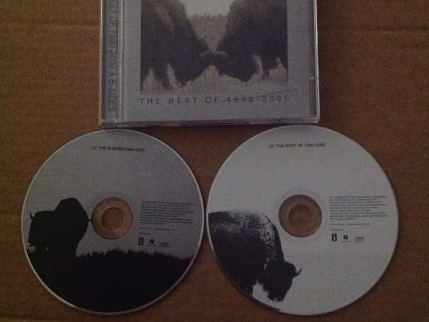 U2 - The Best Of 1990-2000 2CD Set Island Records