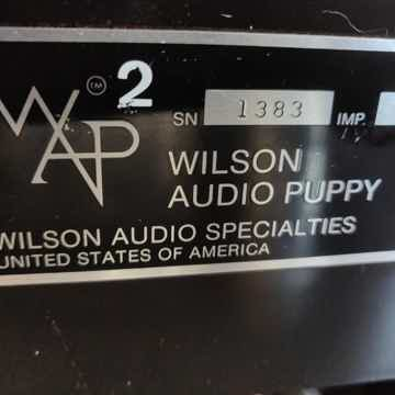 Wilson Audio Puppy 2