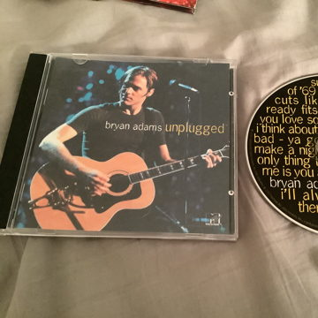 Bryan Adams MTV Unplugged