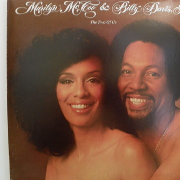 MARILYN McCOO & BILLY DAVIS JR. THE TWO OF US