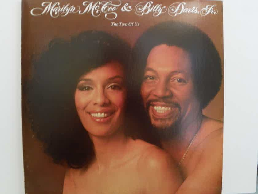 MARILYN McCOO & BILLY DAVIS JR. - THE TWO OF US NM