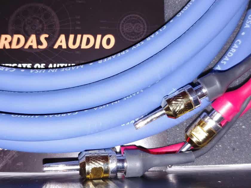 Cardas Clear Sky speaker cables