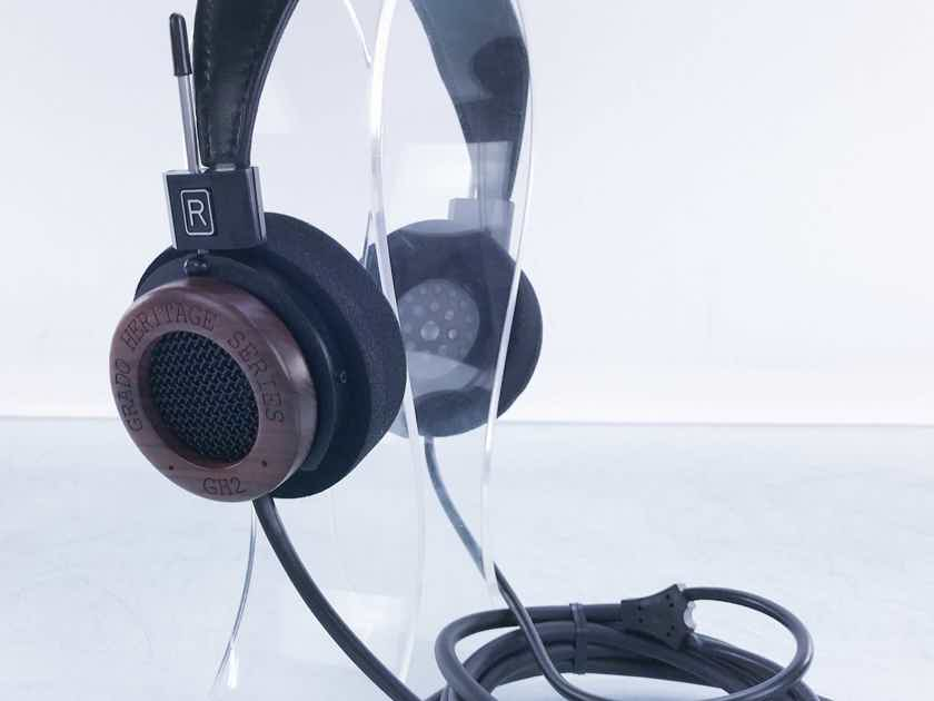 Grado Limited Edition GH2 Open Back Headphones GH-2 (15820)