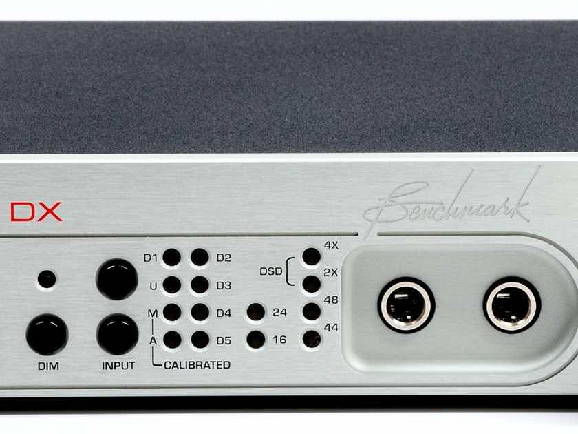 Benchmark DAC2 - DX  DSD capable Stereophile rated Class A+