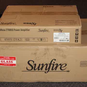 Sunfire SRS-210r SubRosa