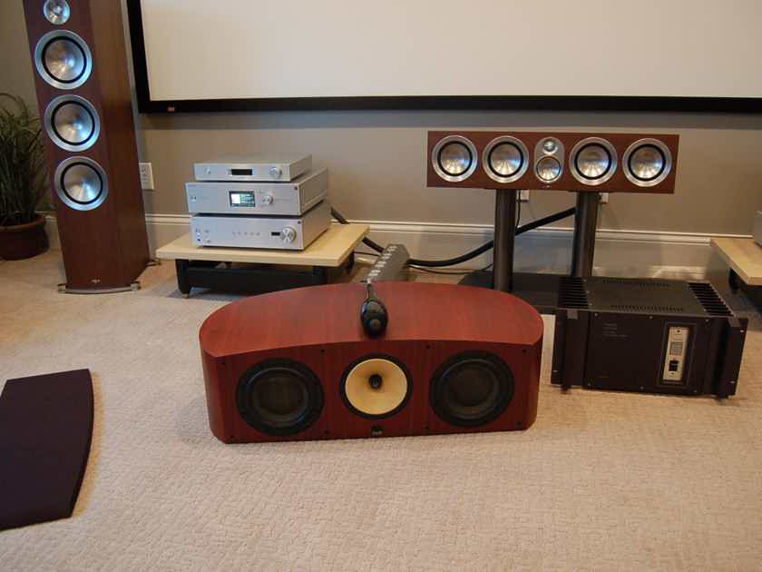 B&W HTM2D Center Channel Speaker