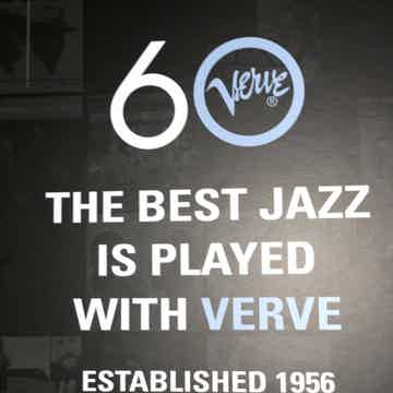 Various Jazz Artist The Best Jazz is Played with Verve - 3LP Box Set