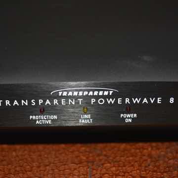 Transparent Audio PowerWave 8