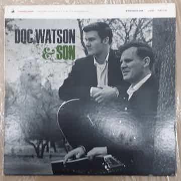 Doc Watson & Son  - Doc Watson & Son 1965 NM Original V...