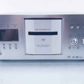 DVP-CX777ES 400 Disc CD / SACD Changer / Player