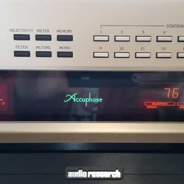 Accuphase T-109v