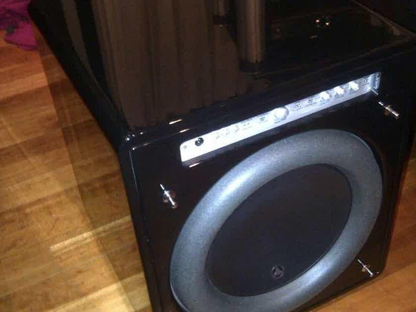 JL Audio Fathom 113 $4000 retail gloss black