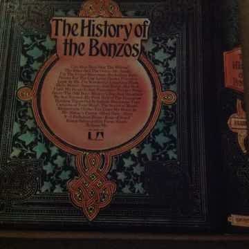 Bonzo Dog Band - The History Of The Bonzos 2LP United A...