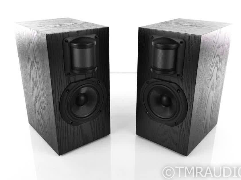 Gallo Acoustics Nucleus Classico CL-2 Bookshelf Speakers; Black Ash Pair; CL2 (21798)