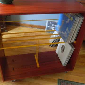 AudioAesthetic Record cabinet