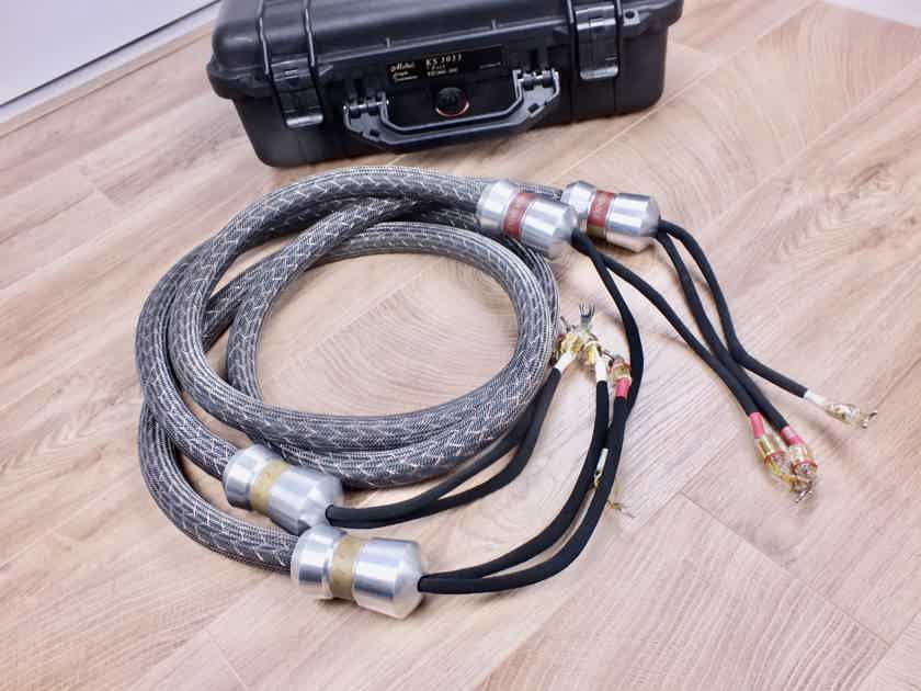Kimber Kable Select KS-3033 audio speaker cables 2,1 metre