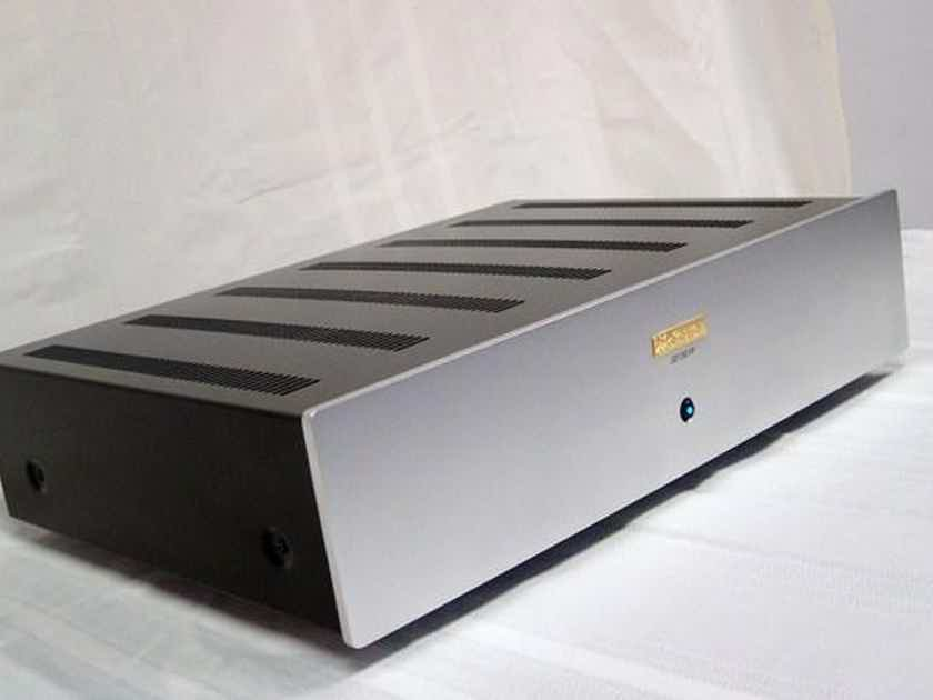 Jolida JD-1501P New Silver 100wpc Hybrid power amplifier