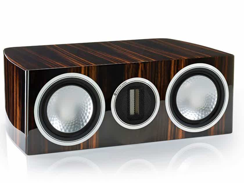 Monitor Audio GOLD C150 Center Channel (4G - Discontinued): NEW-in-Box; 5 Yr. Warranty*; 35% Off