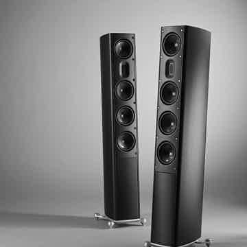 Scansonic MB-5B - floor standers with Raidho DNA - new,...