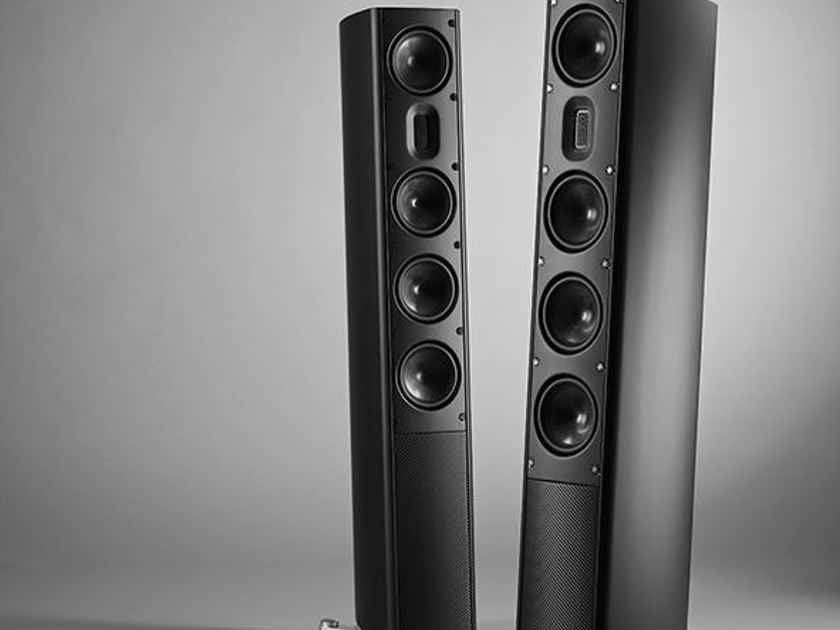 Scansonic MB-5B - floor standers with Raidho DNA - new, improved version of the well-loved speakers from Denmark