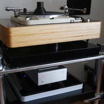 Lyric Audio PS 10 with Thorens TD-124