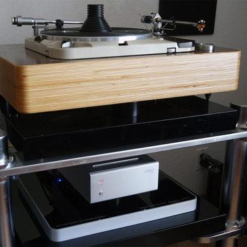 Lyric Audio PS 10 with Thorens TD-124