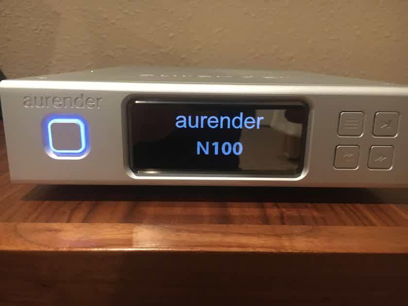 Aurender N100H 4TB