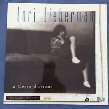 Lori Lieberman A Thousand Dreams