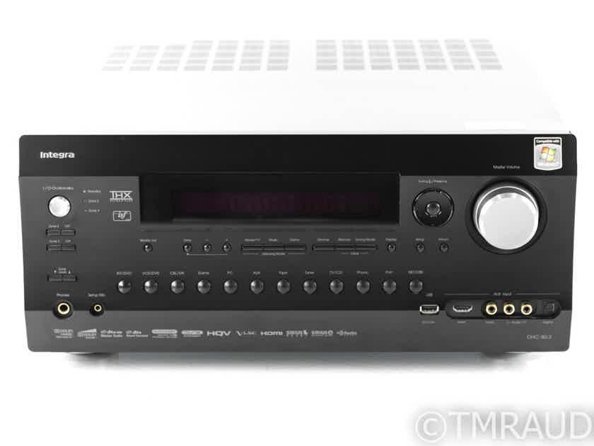 Integra DHC-80.2 9.2 Channel Home Theater Processor; Remote (22869)