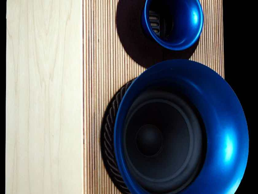 Factory defective Grand Teton speaker.  Wavetouch Audio - The most beautiful sounding speaker in the world!