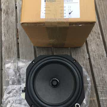 One Rega RR 7.8 Side-Mount Mid/Bass for RS-7 and Two Co...