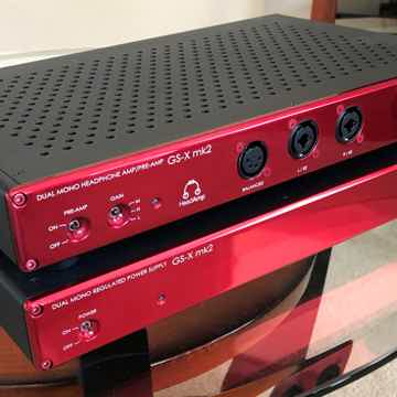 HeadAmp Audio Electronics GS-X Mk2