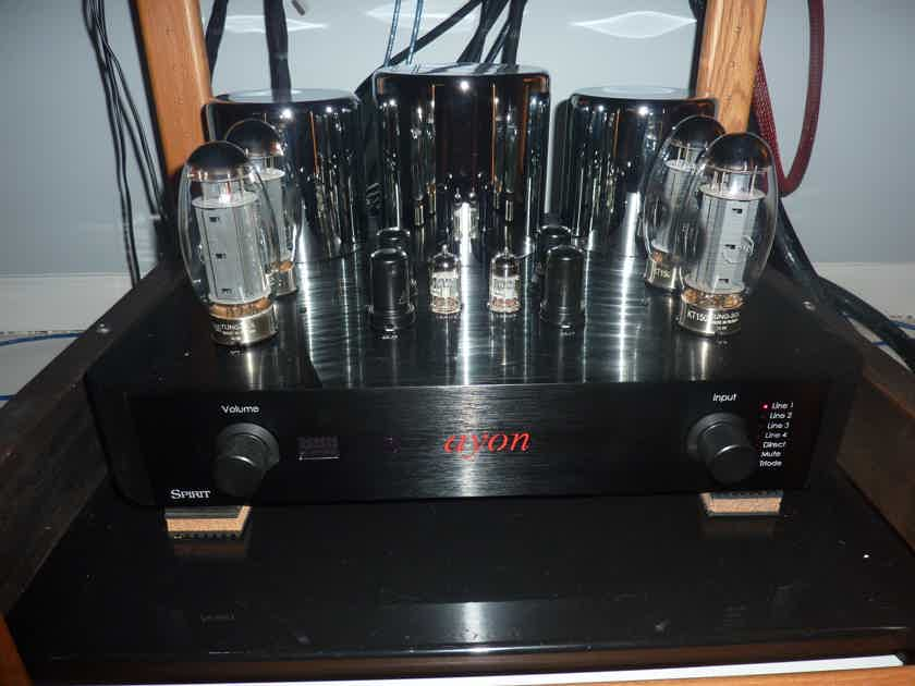 Ayon Audio Spirit III Mk IV Class A Integrated - mint cond. - open to trades!