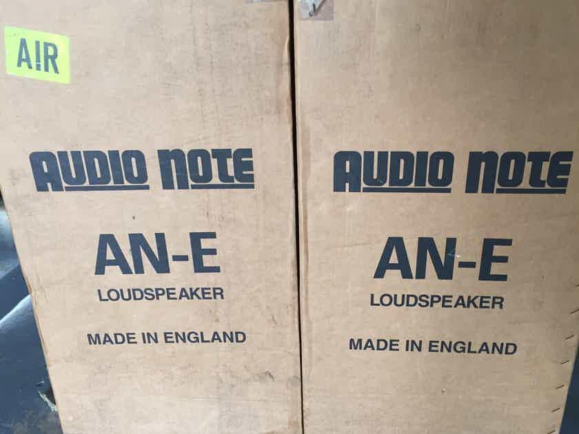 Audio Note AN-E SPE Loudspeakers