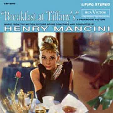 Henry Mancini - Breakfast at Tiffany's Soundtrack 180g