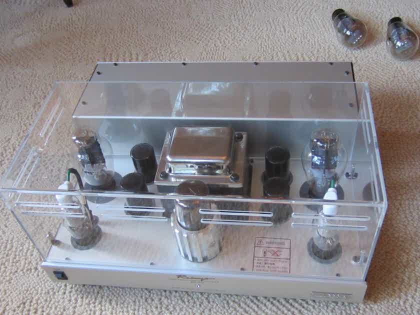 Combak Corp Reimyo PAT-777 Single Ended Western Electric 300B Stereo Amplifier