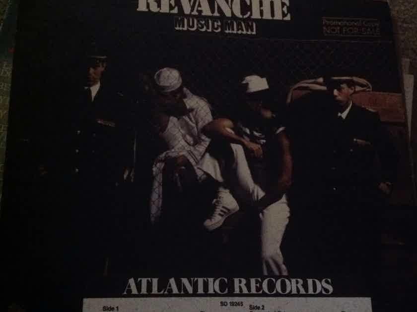 Revanche Music Man Atlantic Records Promo LP