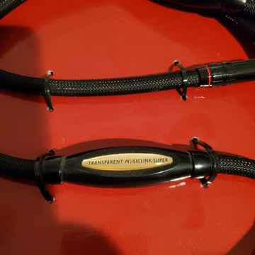 Transparent Cables Musiclink Super int