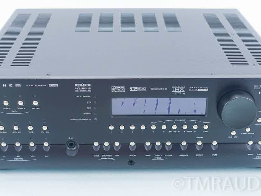 Anthem Statement D2 Preamplifier Processor 9472