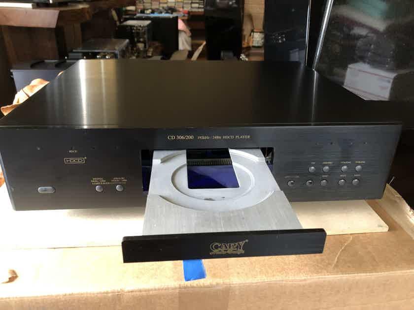 Cary Audio 306/200