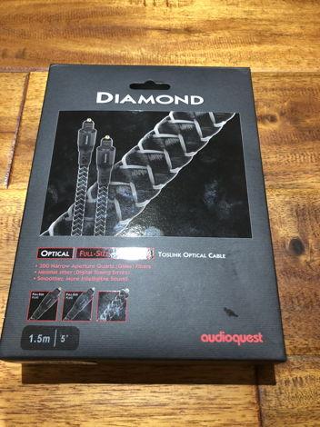 Audioquest Diamond Optical 1.5m Toslink cable