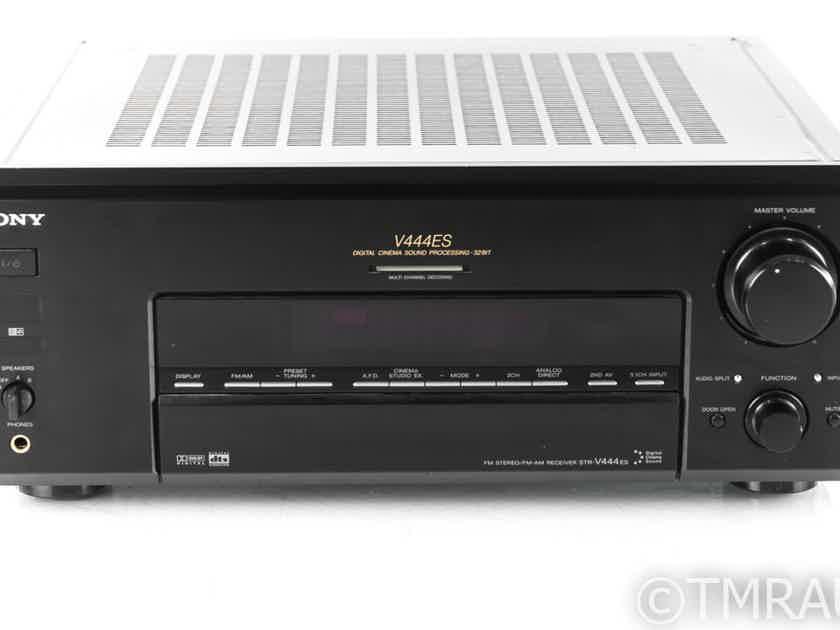 Sony STR-V444ES 5.1 Channel Home Theater Processor; No Remote (22818)