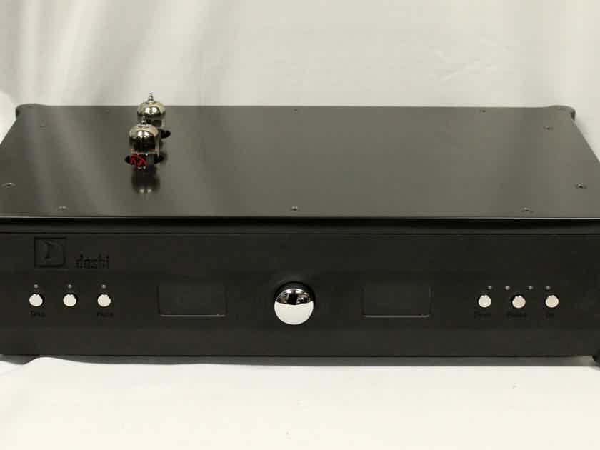 Doshi Audio V3.0 Line Stage Preamplifier in Black - PENDING SALE