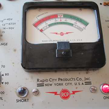 RADIO CITY PRODUCTS 324