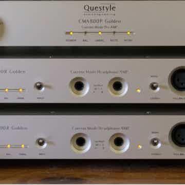Gold Stack - 2 CMA800R, 1 CMA800P, 1 CAS192D