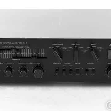Yamaha C-6 Vintage Stereo Preamplifier