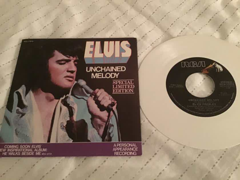 Elvis Presley  Unchained Melody Limited Edition Colored Vinyl NM