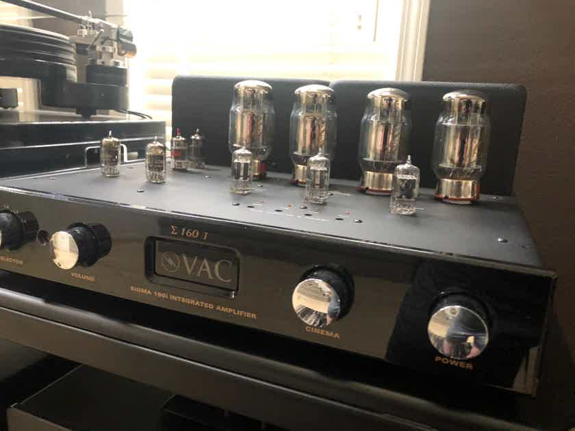 VAC Sigma 160i Tube Integrated Amplifier