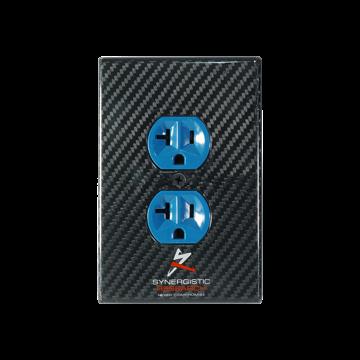FREE SR Carbon Fiber Duplex Cover