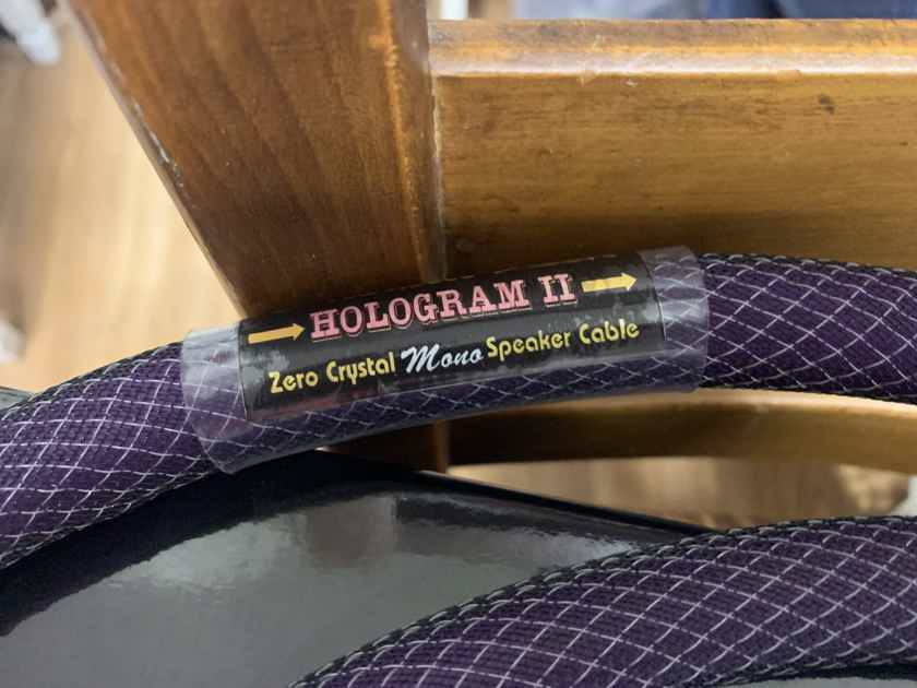 Acoustic Zen Hologram II